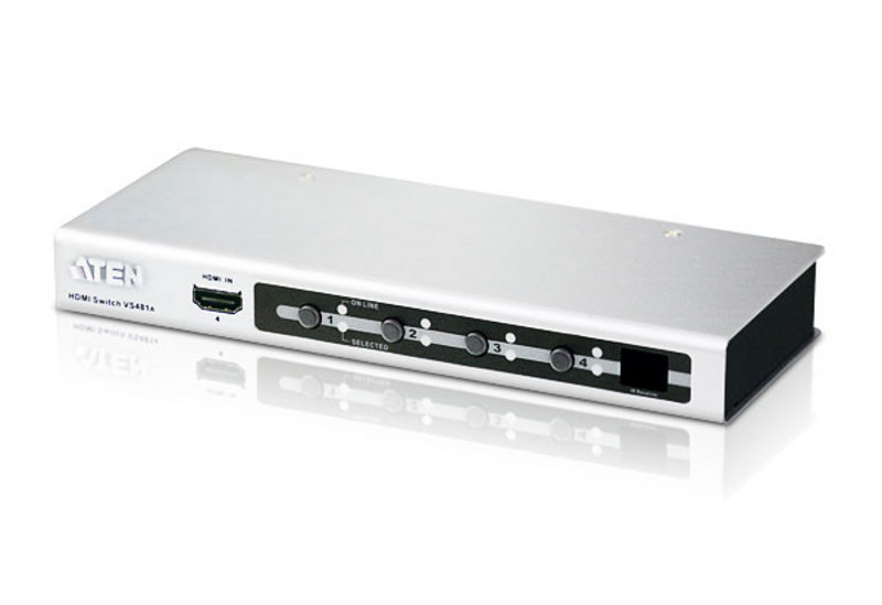 Aten VS481A HDMI Switch 4-Port
