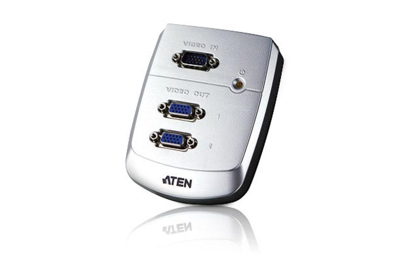 Aten VS82 bộ chia VGA Splitter 1 ra 2