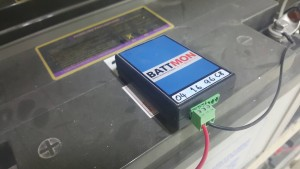 Battery Monitoring System : BMS