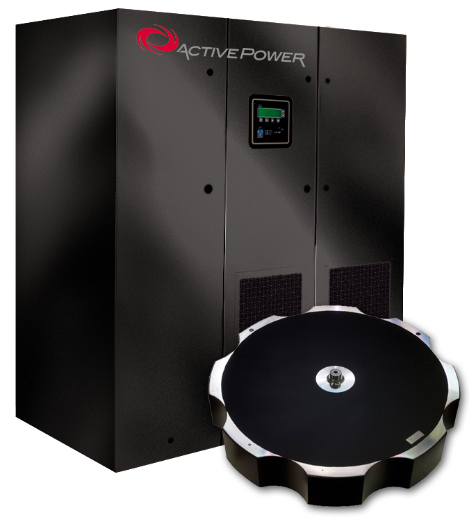 Active Power Flywheel UPS
