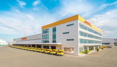 Công Ty DHL Vietnam (thuộc tập đoàn Deutsche Post DHL Group)