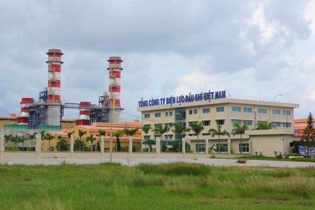 Khí điện Đạm Cà Mau – Petro Vietnam – Cà Mau