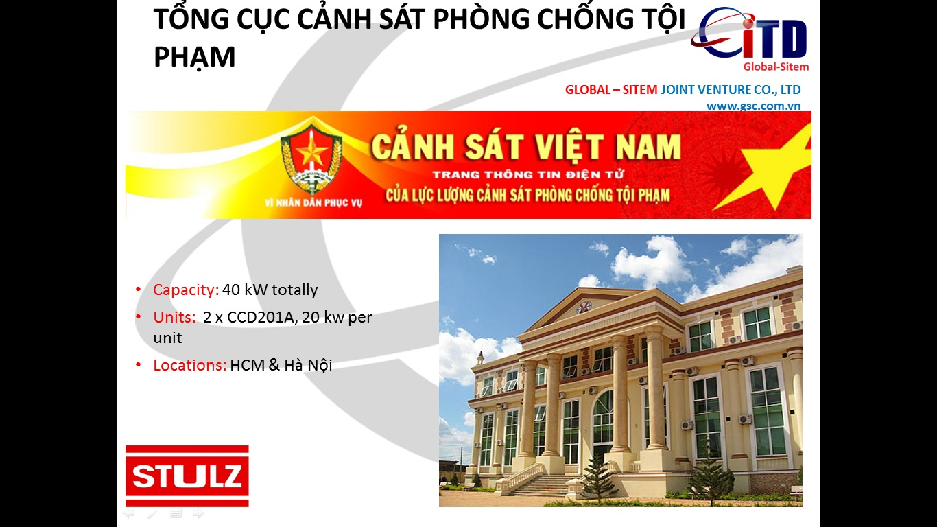 General Department of Vietnam Police crime prevention
