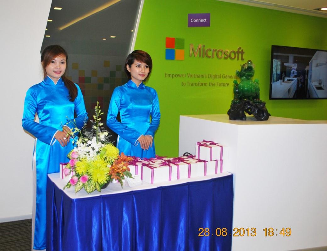 Văn Phòng Mocrosoft tại Thành Phố Hồ Chí Minh