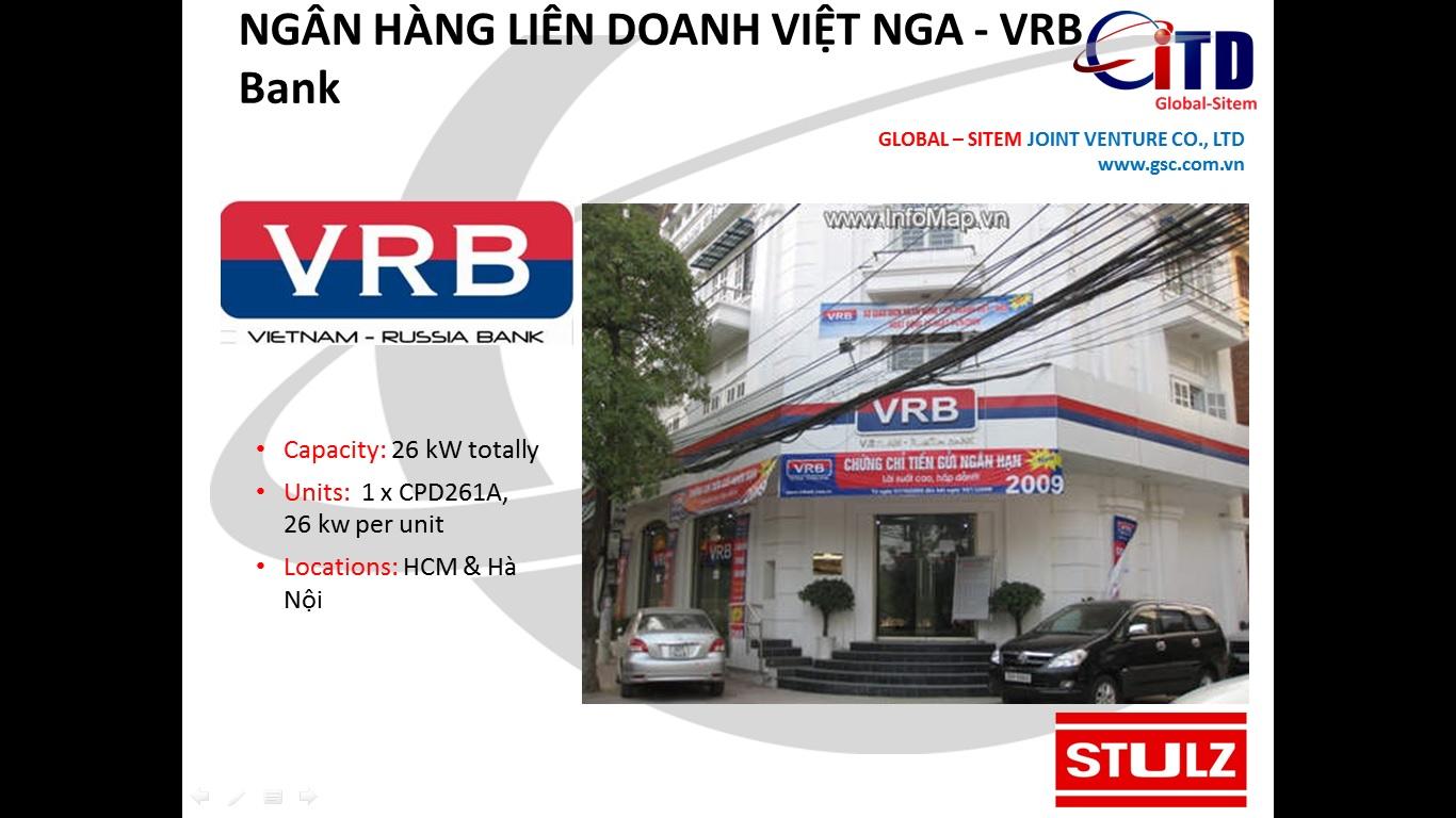 Vietnam Russia Bank