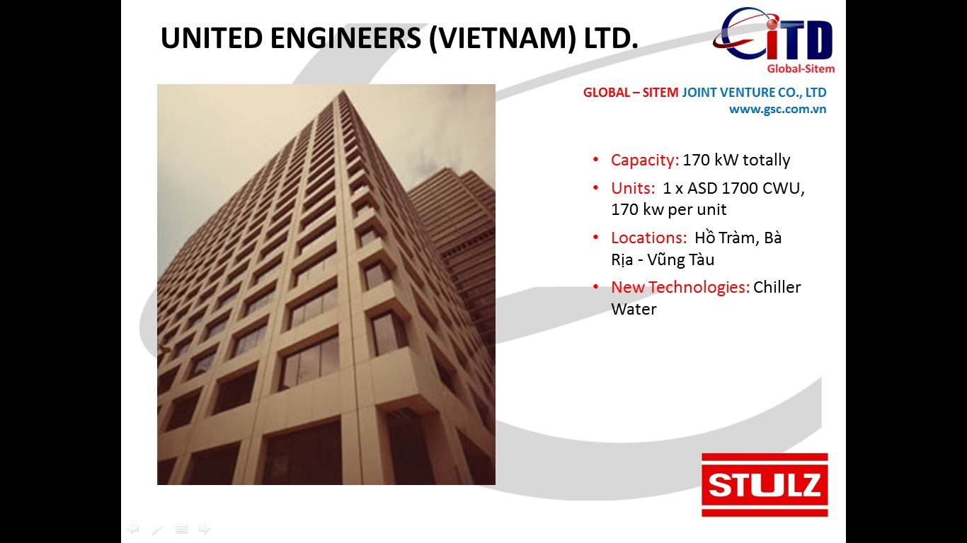 UNITED ENGINEERS (VIETNAM) LTD