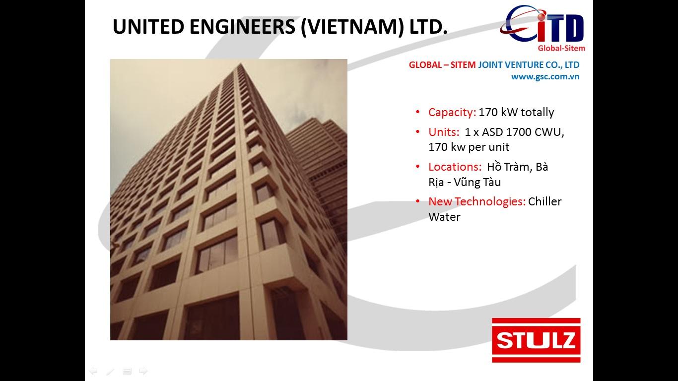 UNITED ENGINEERS (VIETNAM) LTD