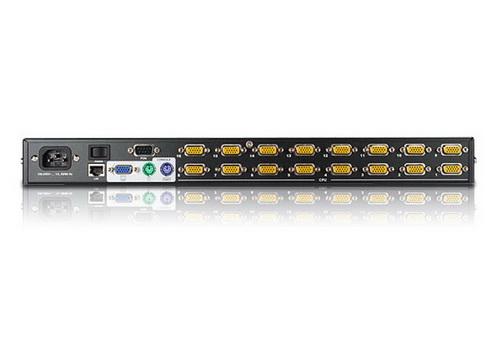 KN9116 16-Port KVM Over the NET