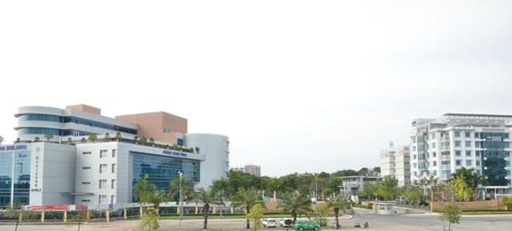 Công ty TNHH MTV Phát triển Công Viên phần Mềm Quang Trung (QTSC).