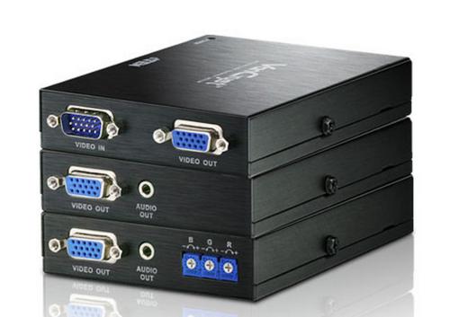 Aten VE170RQ VGA, Audio Over Cat 5e Receiver