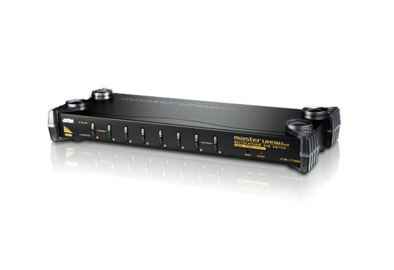 Rack mount KVM